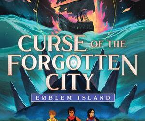 Russian rights for CURSE OF THE FORGOTTEN CITY