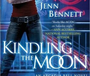 French rights for Jenn Bennett's ARCADIA BELL series